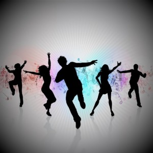 white-party-background-with-dancing-silhouettes_1048-932