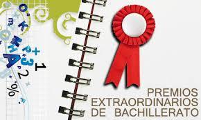 premios extraord de bachillerato